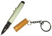 Cigi toll + LEDlámpa+ lézer+ kulcstartó