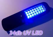 Kézi reflektor UV lámpa