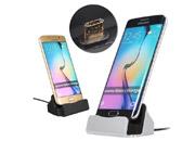 Micro USB-s asztali töltő