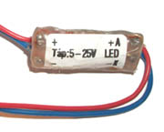 DC-DC konverter LED-hez