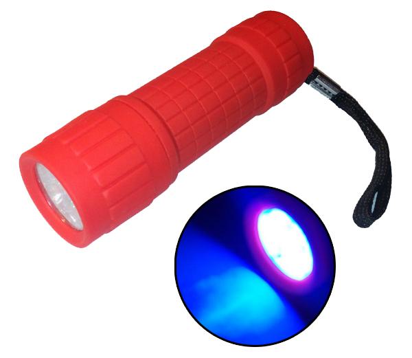 Műkörmös UV lámpa KORALLPIROS